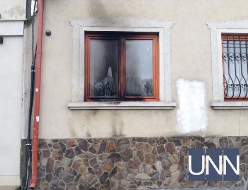Molotov-koktélt dobtak egy magyar épületre Kárpátalján
