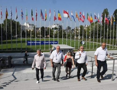 Mozgalmas hét Strasbourgban