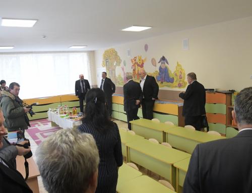 A Nemzeti összetartozás bizottsága hivatalos látogatása Kárpátalján első programja a…