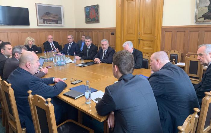 Ülésezik a Bevándorlásellenes Kabinet, amelynek mai ülésére meghívtuk Pásztor István…