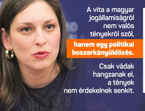 Politikai boszorkányüldözés zajlik Magyarország ellen, az Európai Parlamentben zajló…
