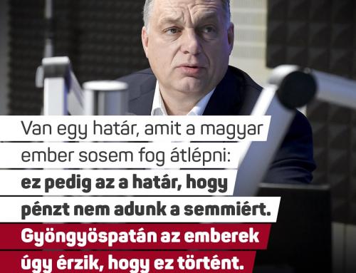 A  magyarok nem rasszisták, nem utasítják el a cigányokat élből. Azt is tudják, hogy…
