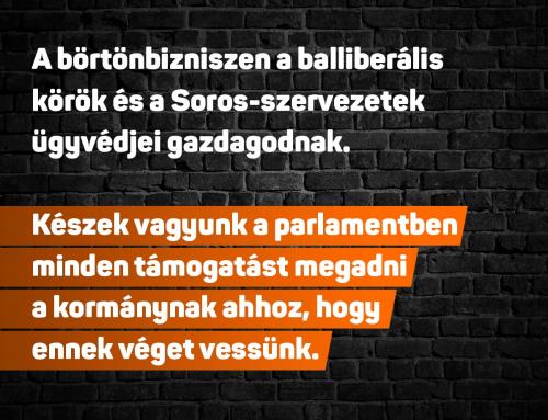 Már 12 ezer pert indítottak a magyar állam ellen a börtönben ülő bűnözők és dörzsölt…