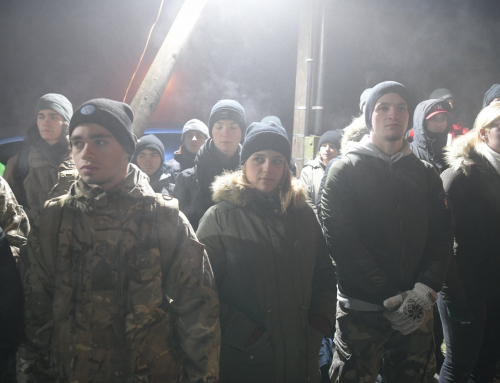 A mai nap utolsó állomása Tiszavid település volt. Szűcs Bertalan polgármester úr em…