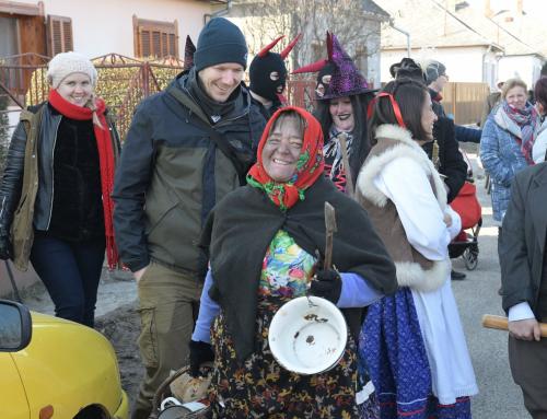 Hetedik alkalommal rendezték meg a Hagyományőrző Farsangot Panyolán.