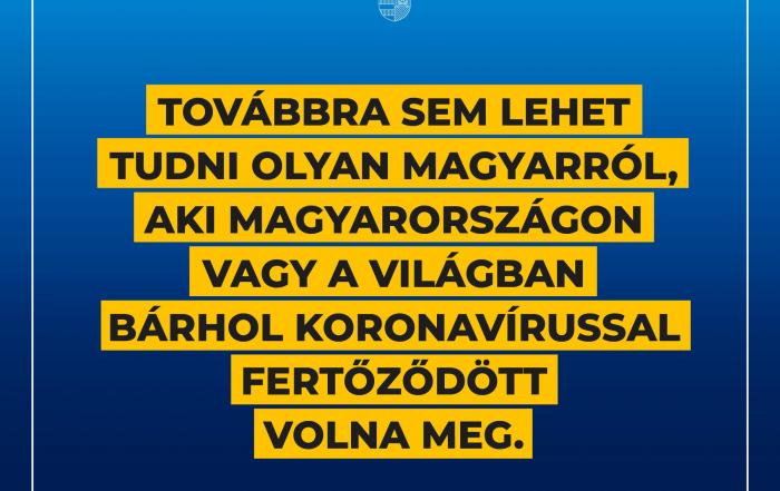 Odafigyelünk a világban bárhol koronavírus-gyanús helyzetbe került magyarokra. Továb…