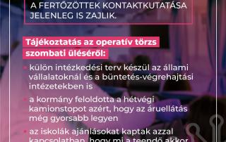 Összesen öt koronavírus-fertőzött van Magyarországon.