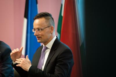 A Magyar-Észt Parlamenti Baráti tagozat vezetőjeként hívott meg Miniszter Úr hivatal…