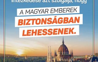 Mindenkinek, aki ma a politikában tevékenykedik, a legfontosabbnak a magyar emberek …